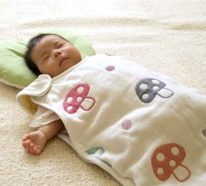 六層紗蘑菇防踢背心(嬰童)2